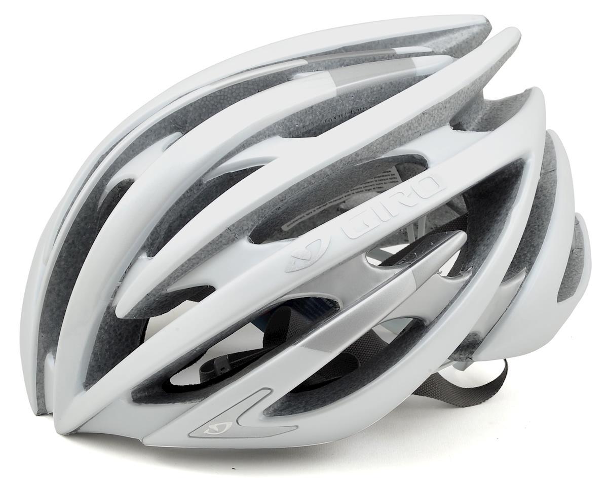 Giro Aeon Road Helmet (Matte White/Silver) (L)