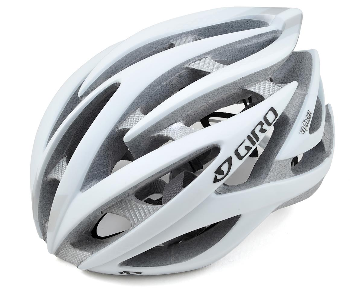 Giro Atmos Road Helmet (Matte White/Silver)