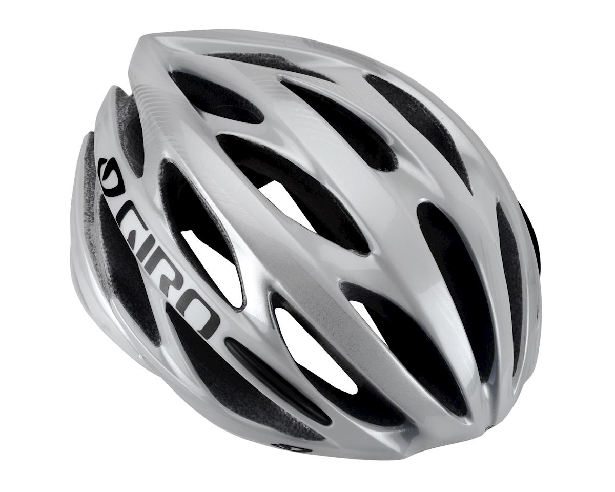Image 1 for Giro Saros Road Helmet - Nashbar Exclusive (Black/Yellow)