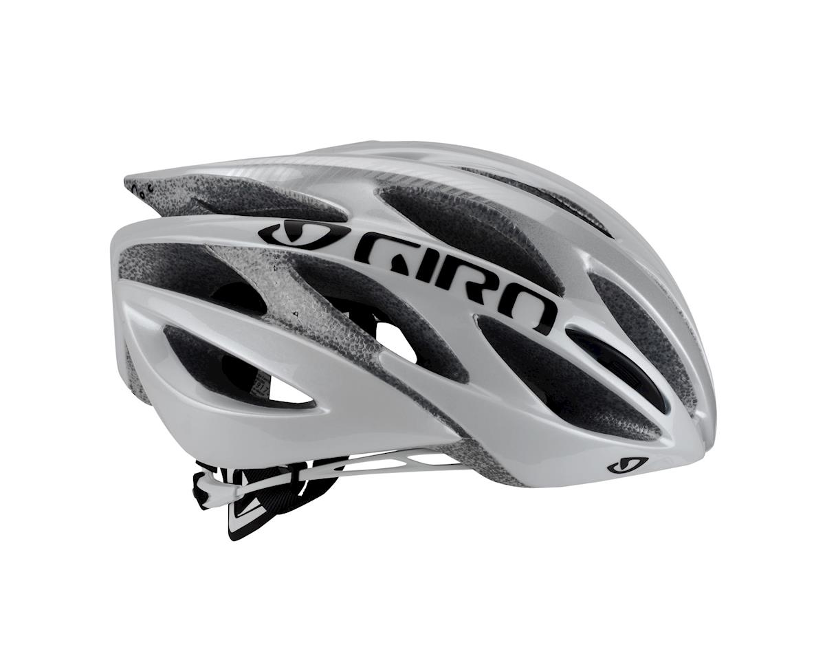Image 2 for Giro Saros Road Helmet - Nashbar Exclusive (Black/Yellow)