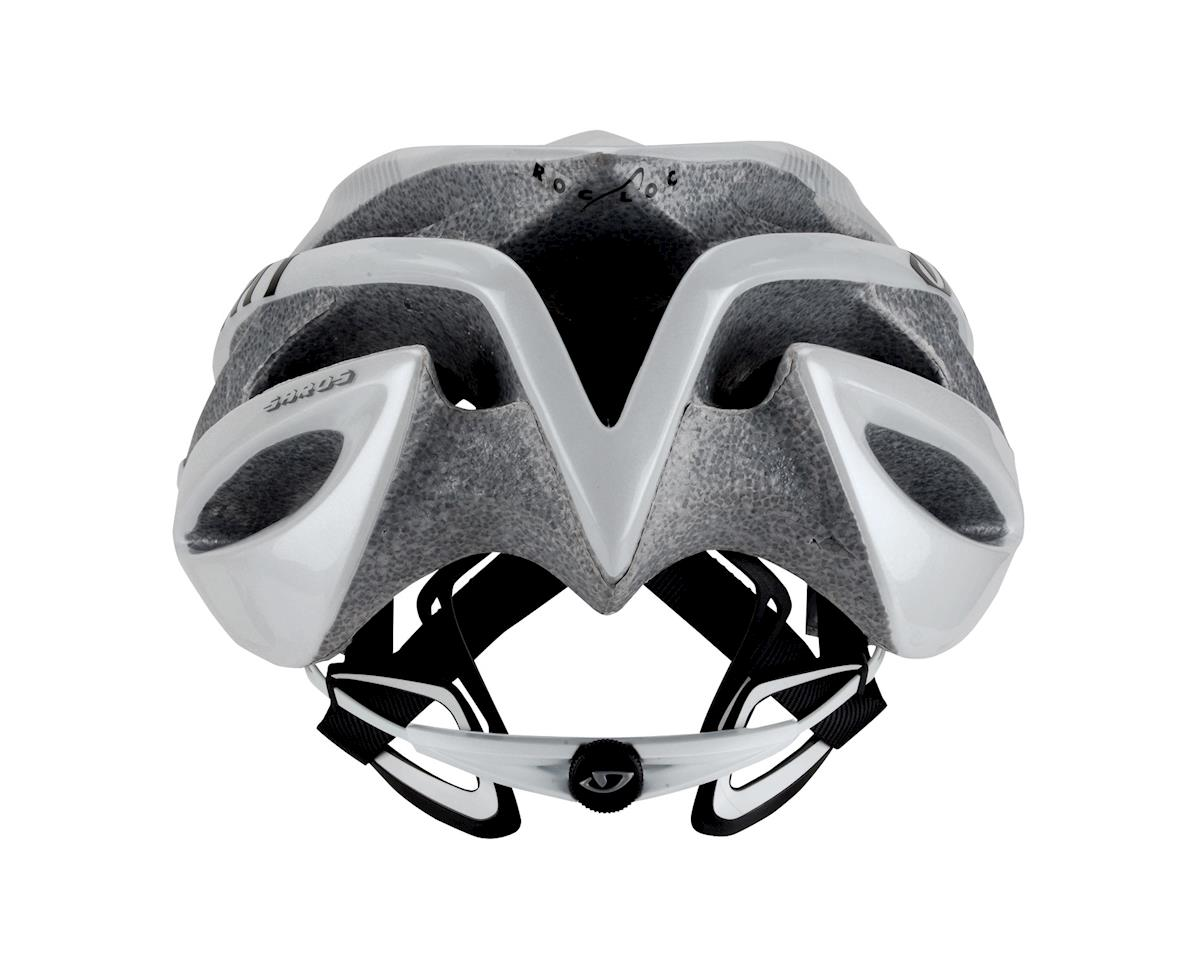 Image 3 for Giro Saros Road Helmet - Nashbar Exclusive (Black/Yellow)