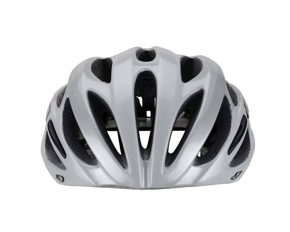 Image 4 for Giro Saros Road Helmet - Nashbar Exclusive (Black/Yellow)