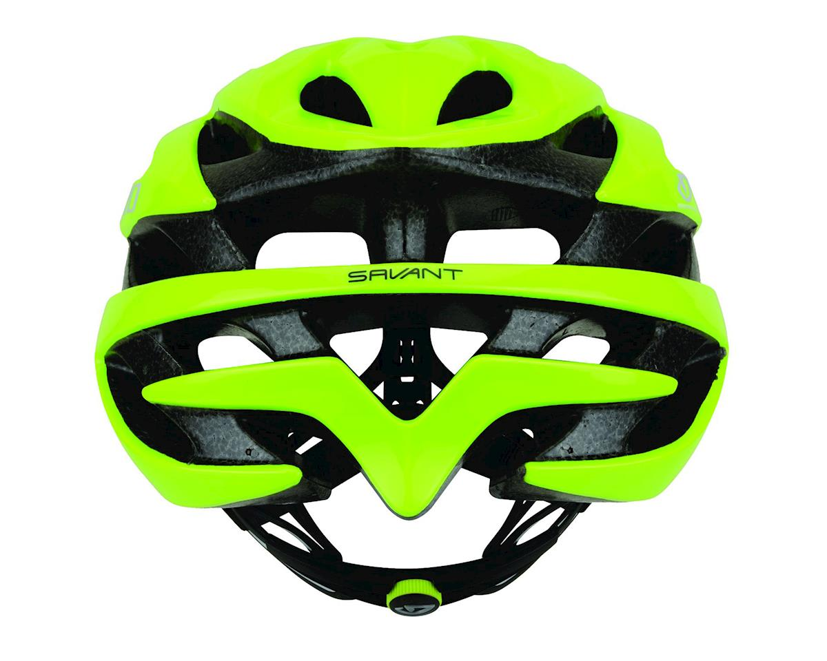 Image 3 for Giro Savant Road Helmet (Matte Titanium/White)