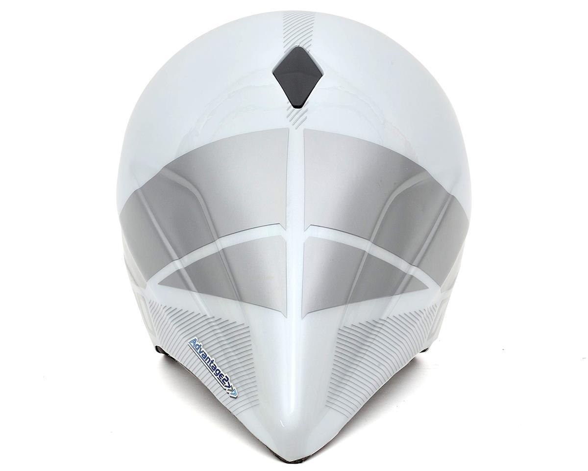 Giro Advantage 2 Aero Helmet (White/Silver) (S)