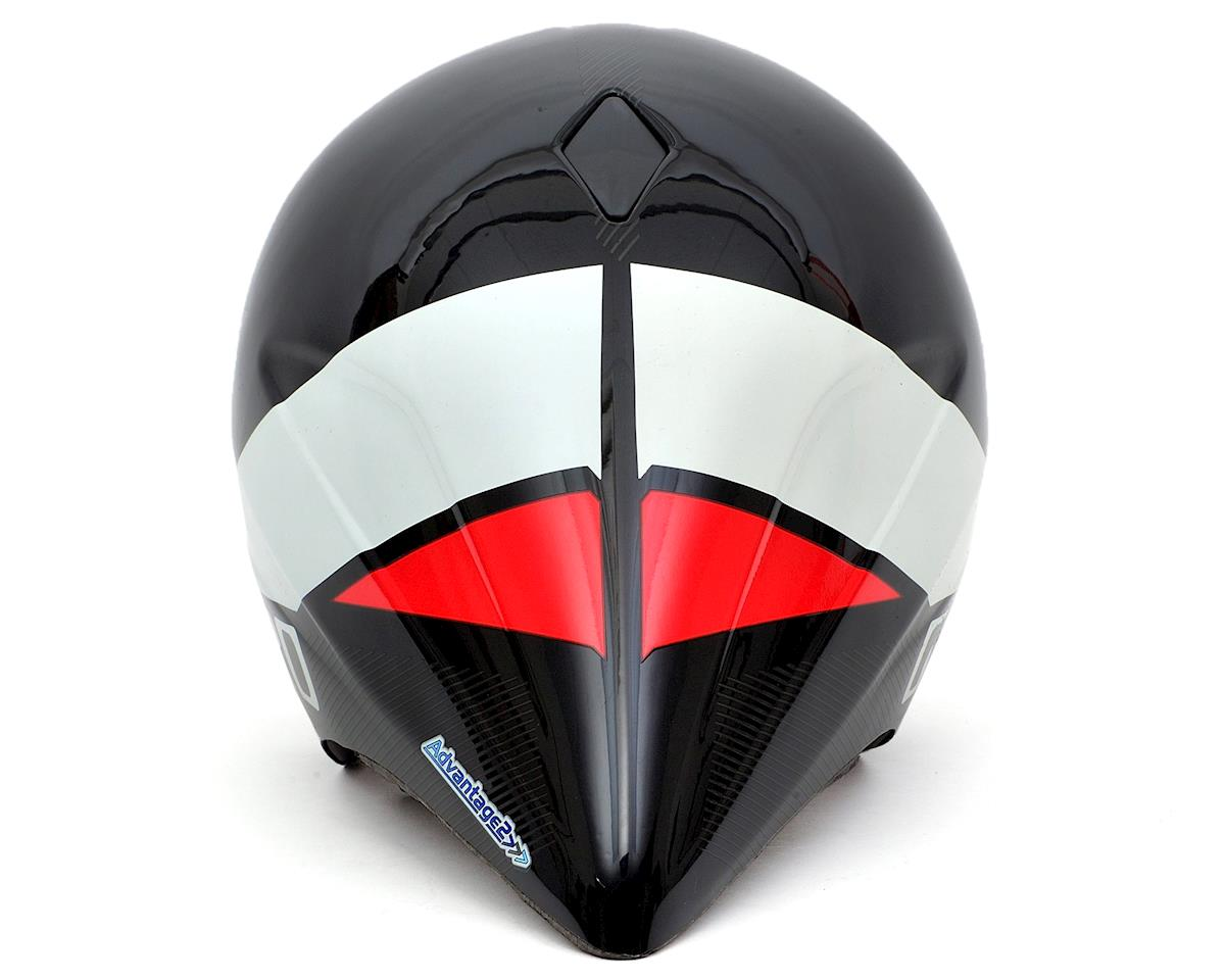 SCRATCH & DENT: Giro Advantage 2 Aero Helmet (Red/Black) (M)
