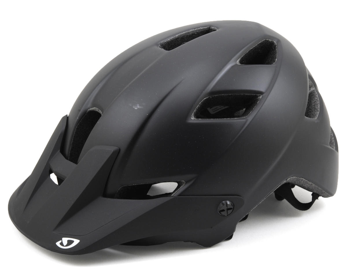 Giro Feature MTB Helmet (Matte Black)