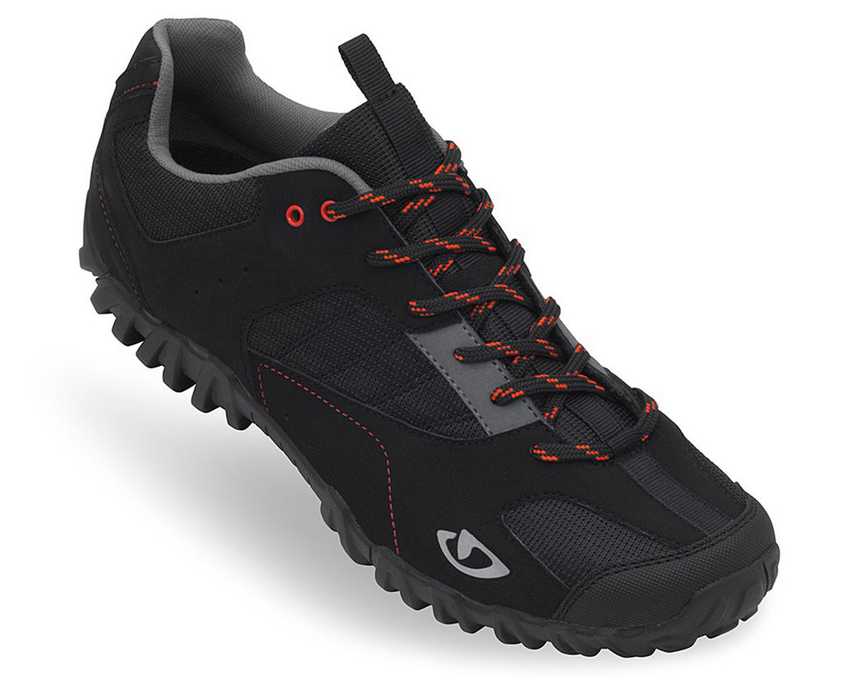 Giro Rumble MTB Shoes (Black)