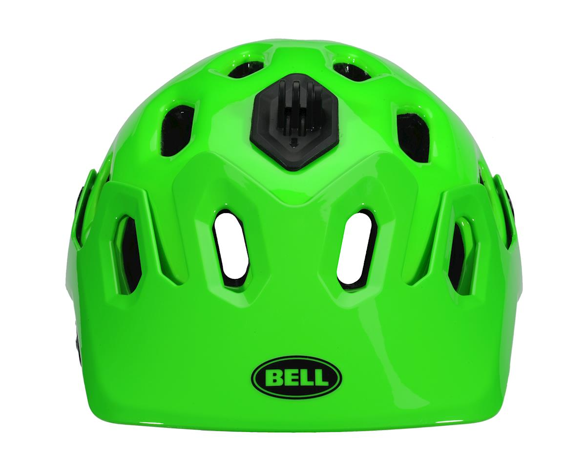 Giro Bell Super Mountain Bike Helmet - Discontinued Color (White/Silver Web)
