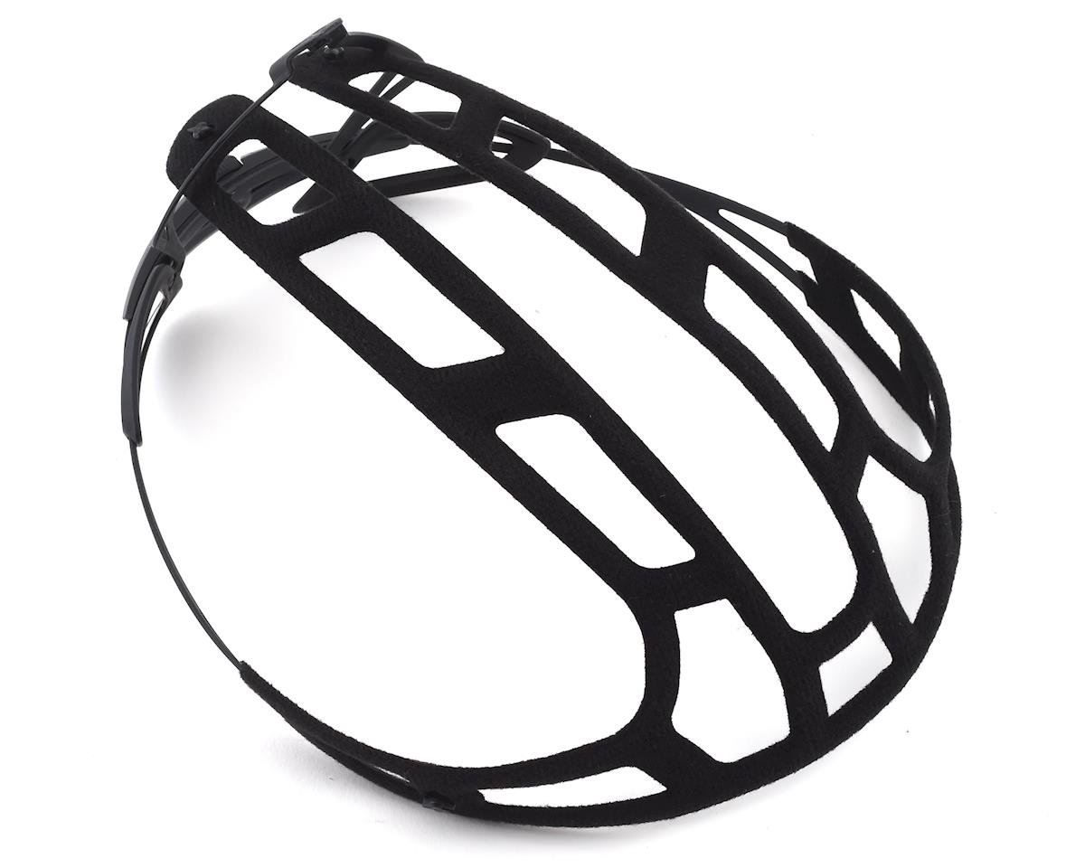 Giro Roc Loc Air Attack Retention System (Silver Decals) (L)