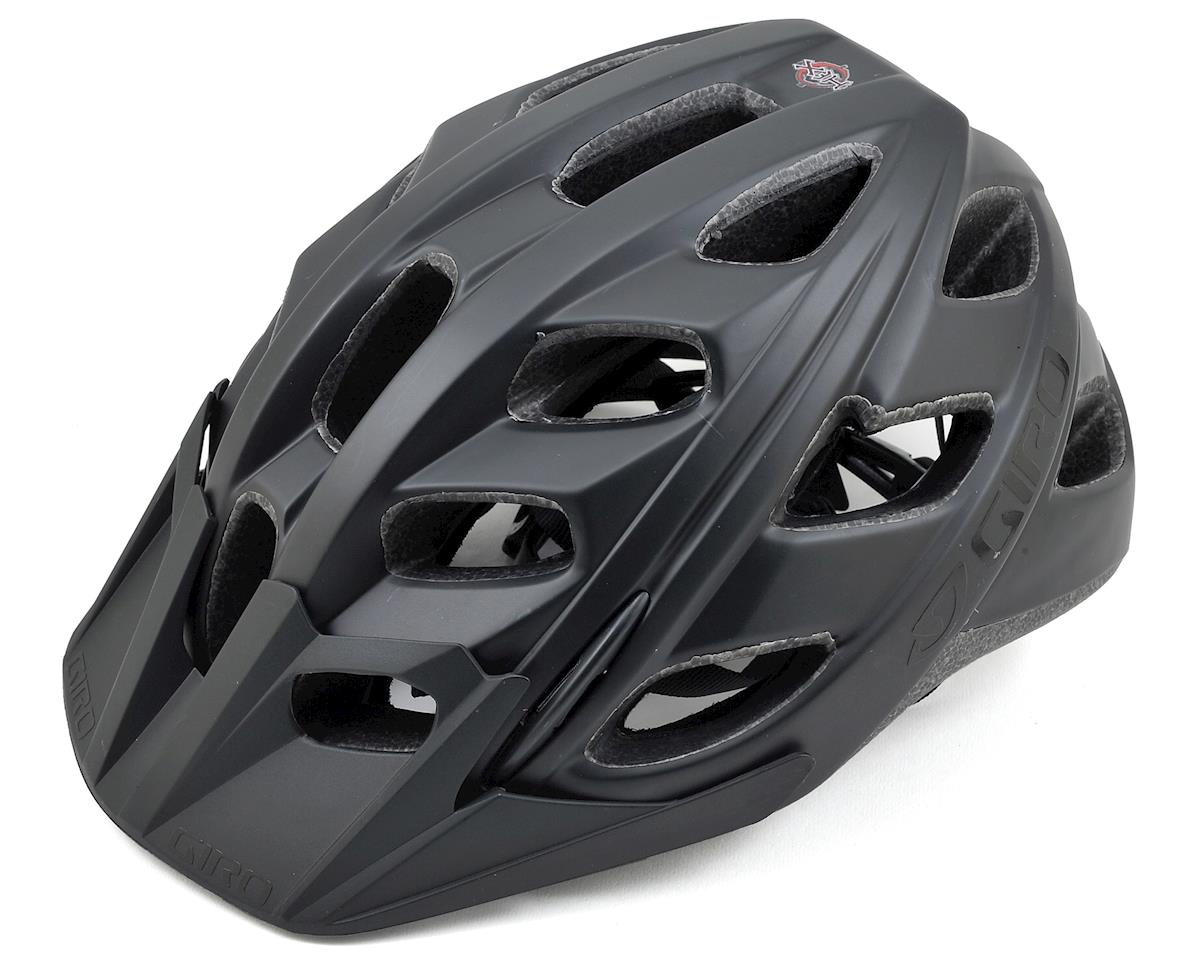 Giro Hex MTB Helmet (Matte Black) (L)