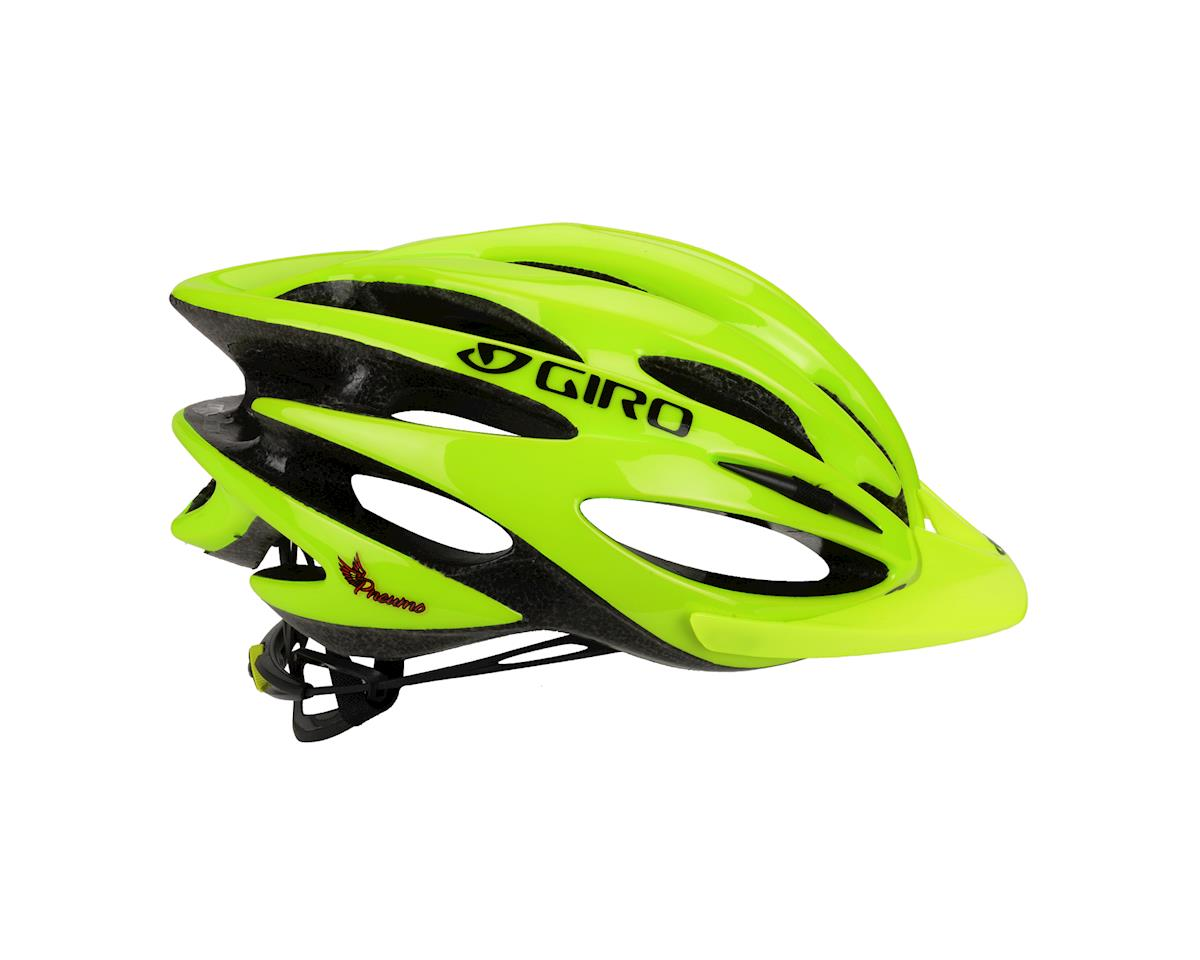 Image 3 for Giro Pneumo Road Helmet - Exclusive (Black)