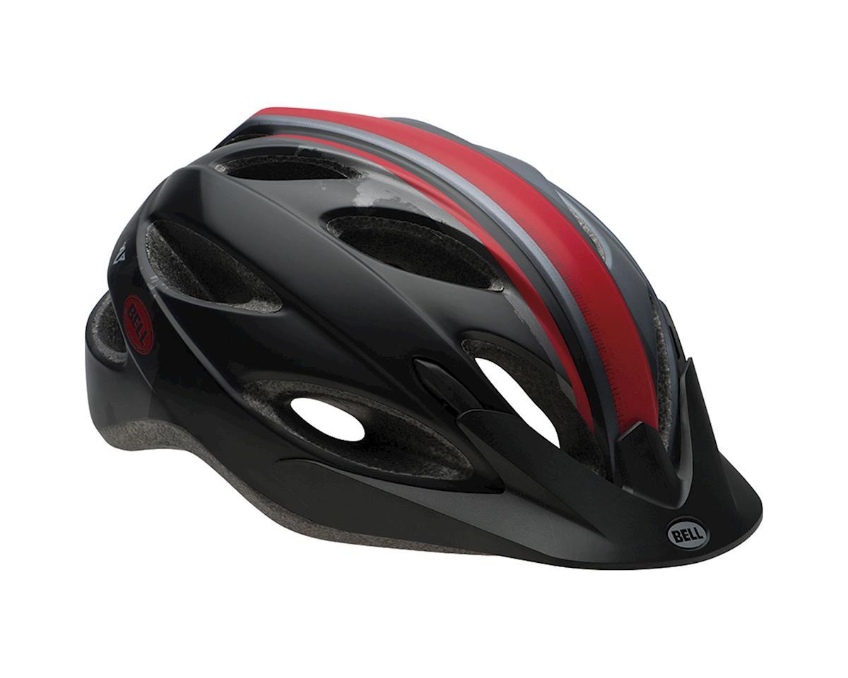 Giro Bell XLP Sport Helmet (Black/Red/Silver) (One Size)