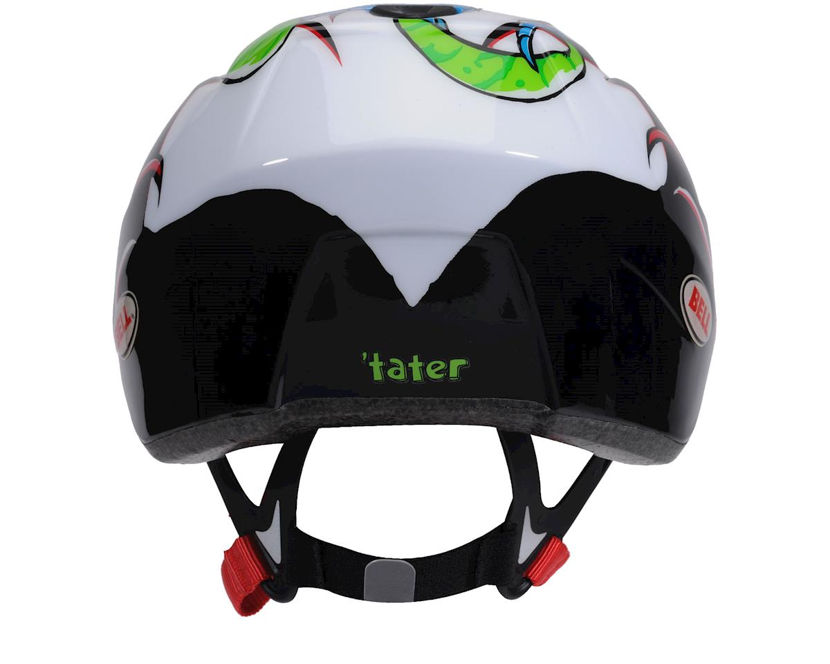 Image 3 for Giro Bell Tater Toddler Helmet (Black Red Snakebite)