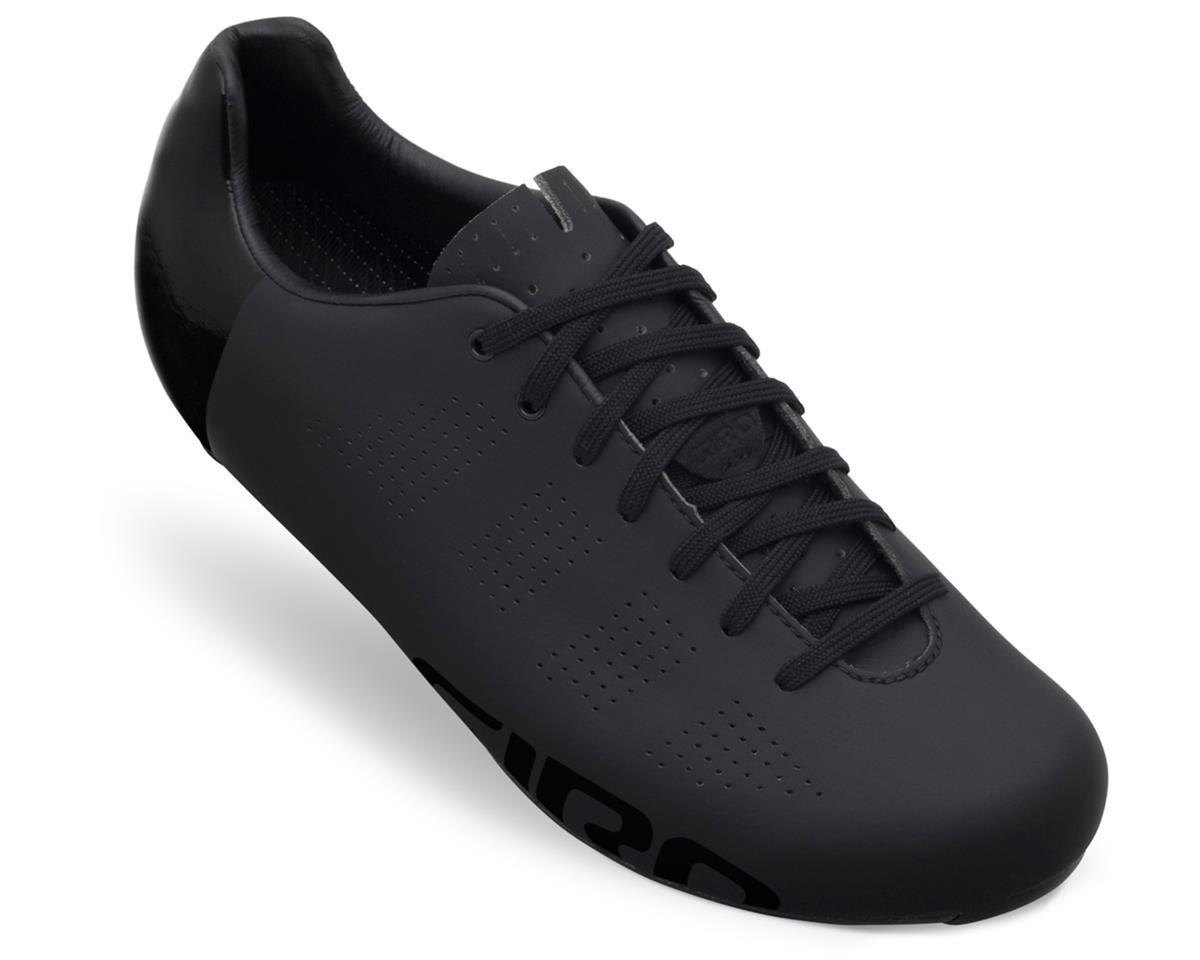 Giro Empire ACC Lace-Up High Performance Bike Shoes (Black/Black) (44.5)
