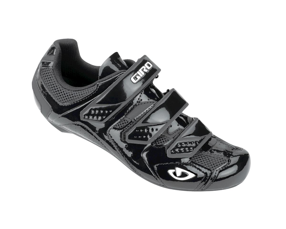 Giro Treble II Bike Shoes (Black/White) (42)