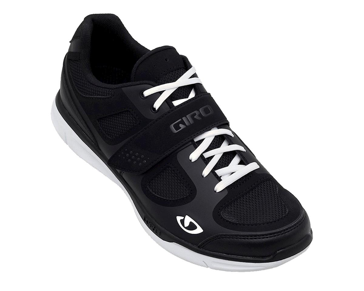 Image 1 for Giro Grynd Men's Cycling Shoes (Black/White)