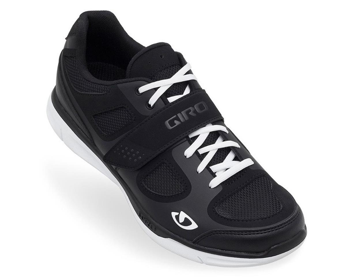 Giro Grynd Bike Shoes (Black/White) (46)
