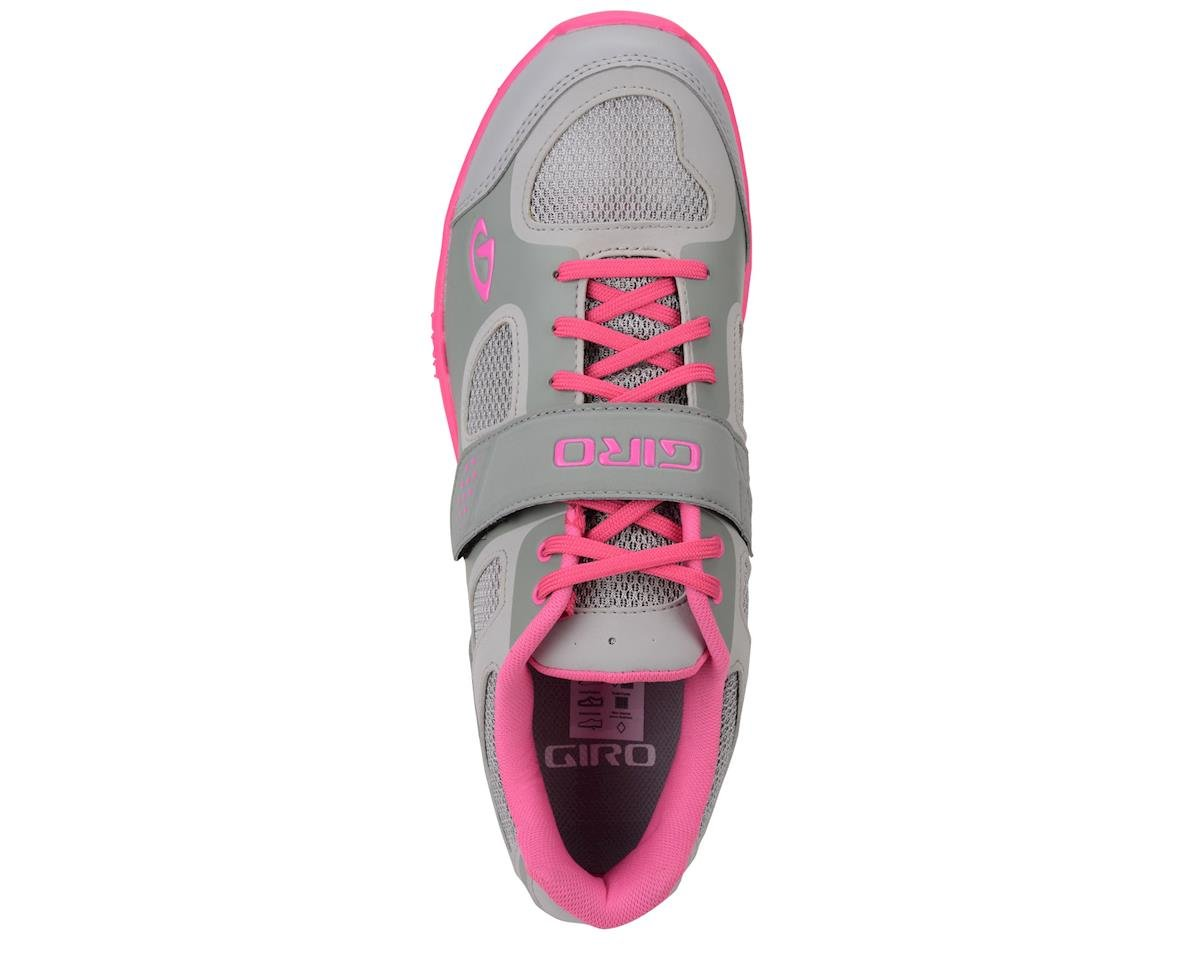 Giro Women's Whynd Road Shoes (Pink/Silver)