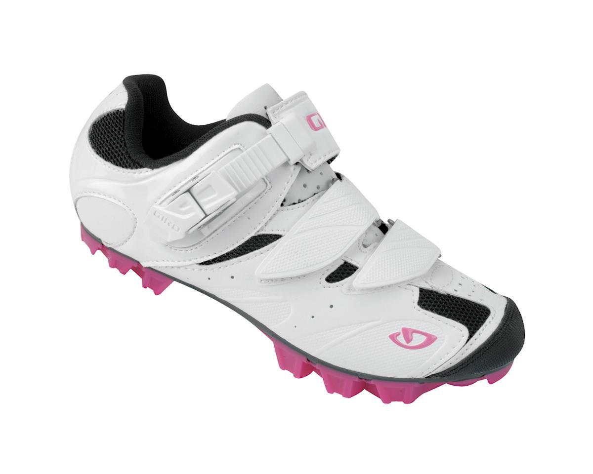 Giro Women's Manta MTB Shoes (Black/White)