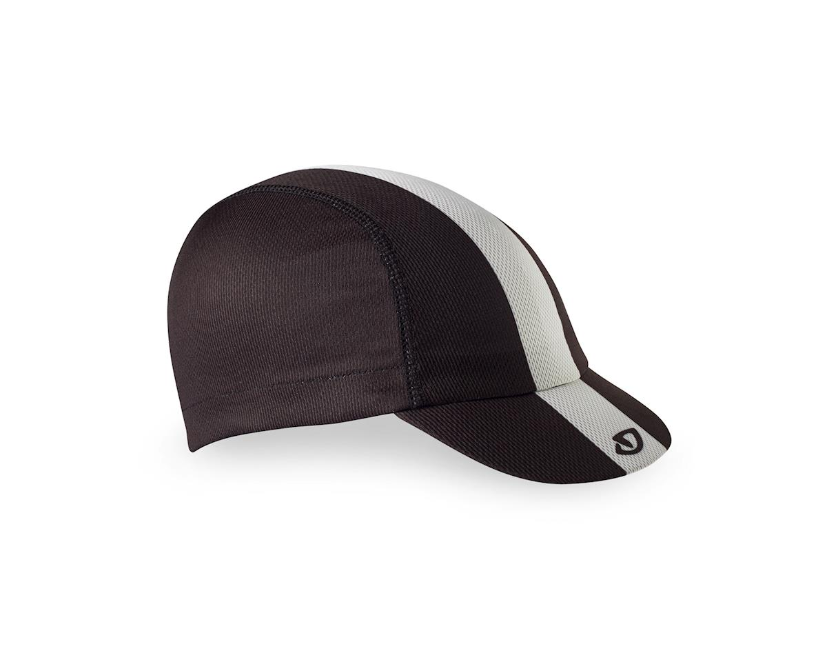 Giro Peloton Cap (Black/White/Gray) (One Size Fits All)