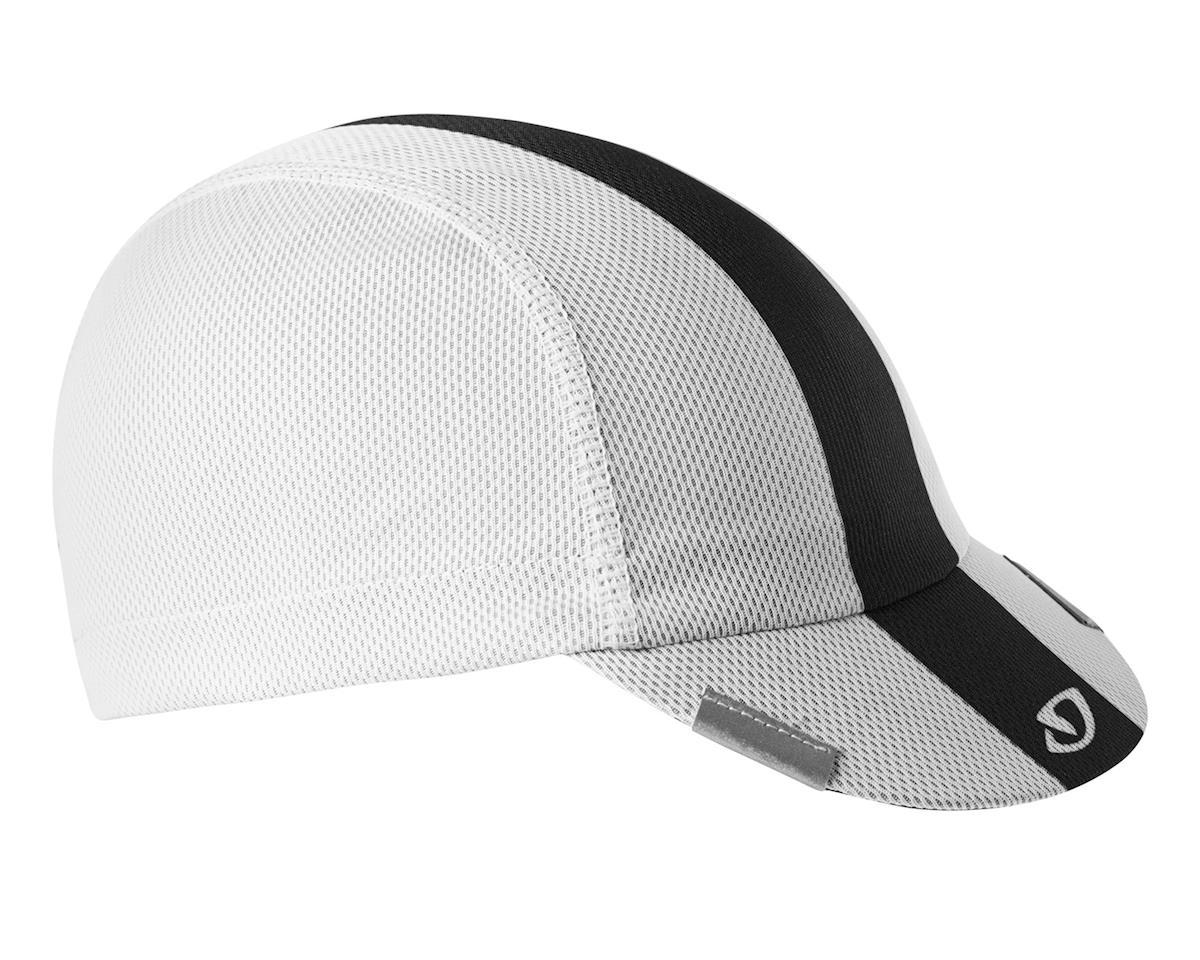 Giro Peloton Cap (Matte White/Black) (One Size)