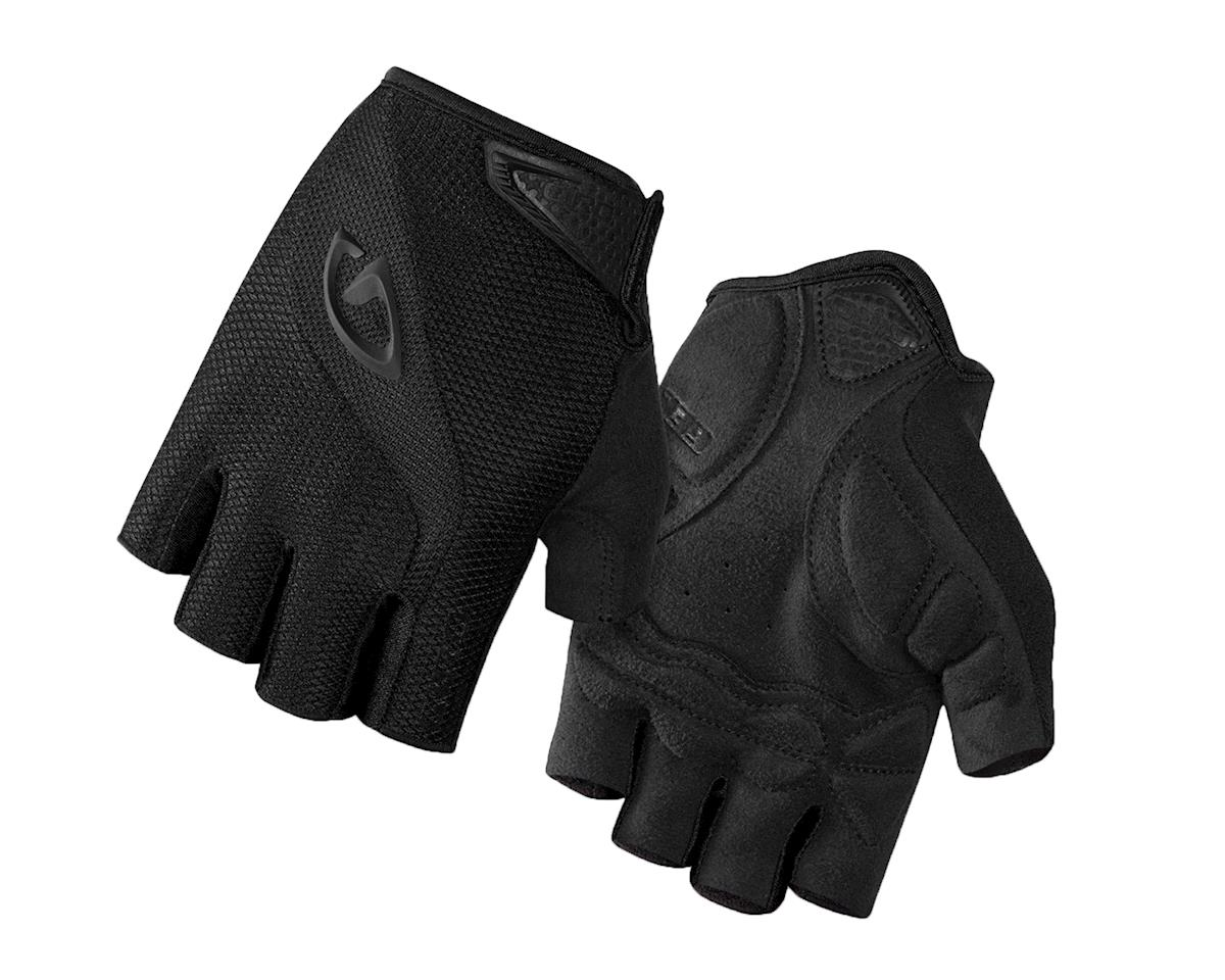 Giro Bravo Gel Cycling Glove (Mono Black) (L)