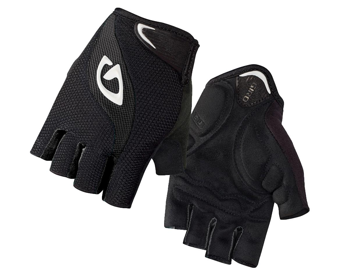 Giro Tessa Gel Women's Cycling Gloves (Black/White) (L)