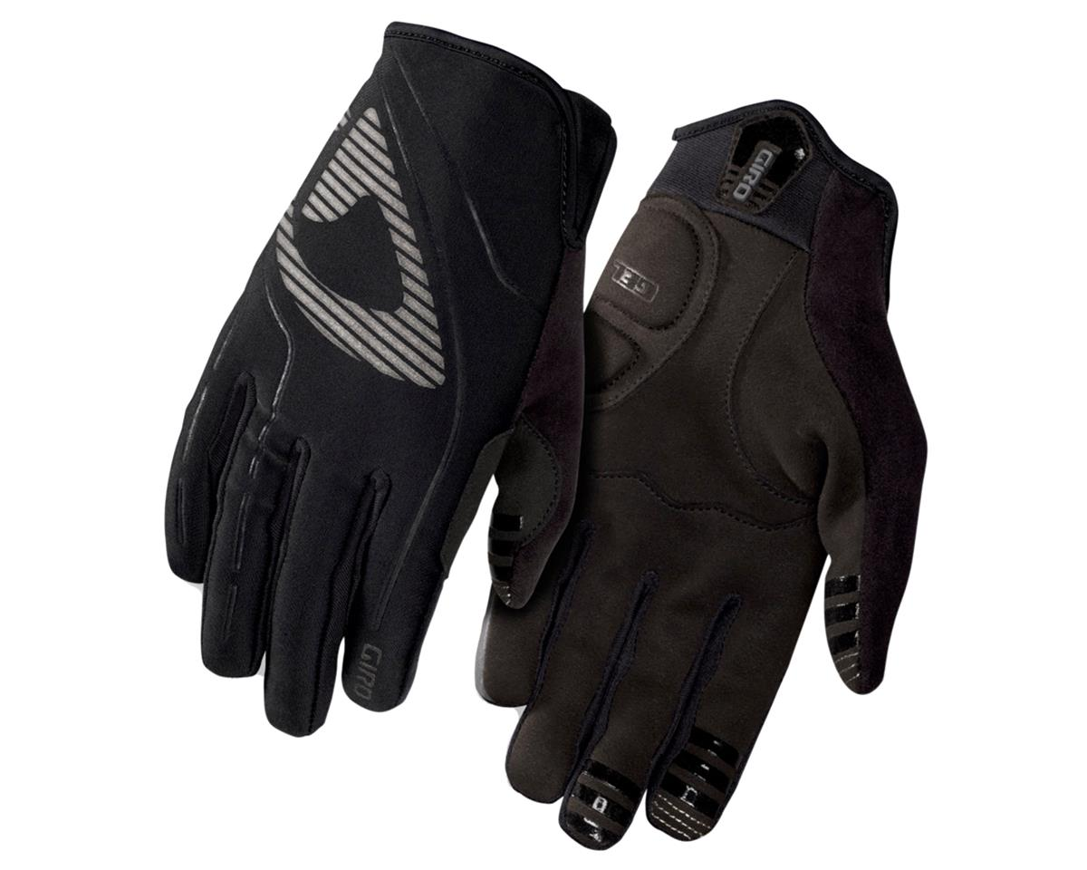 Giro Blaze Long Finger Bike Gloves (Black) (XS)
