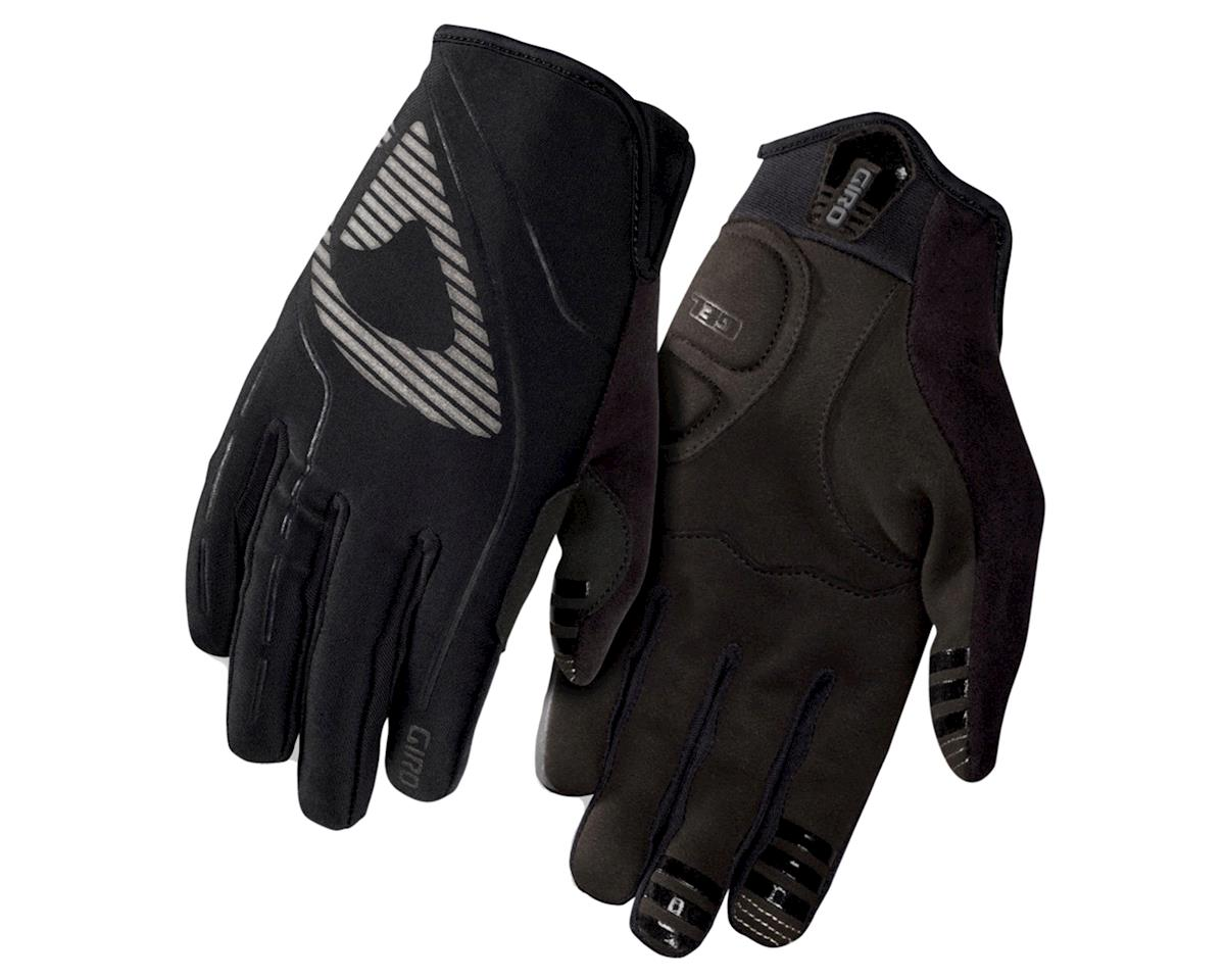 Giro Blaze Long Finger Bike Gloves (Black) (L)