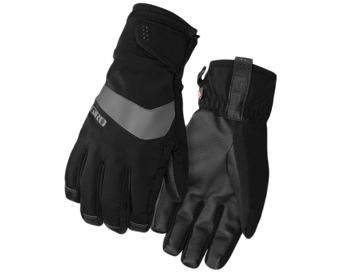 Giro Proof Winter Bike Gloves (Black) (L)