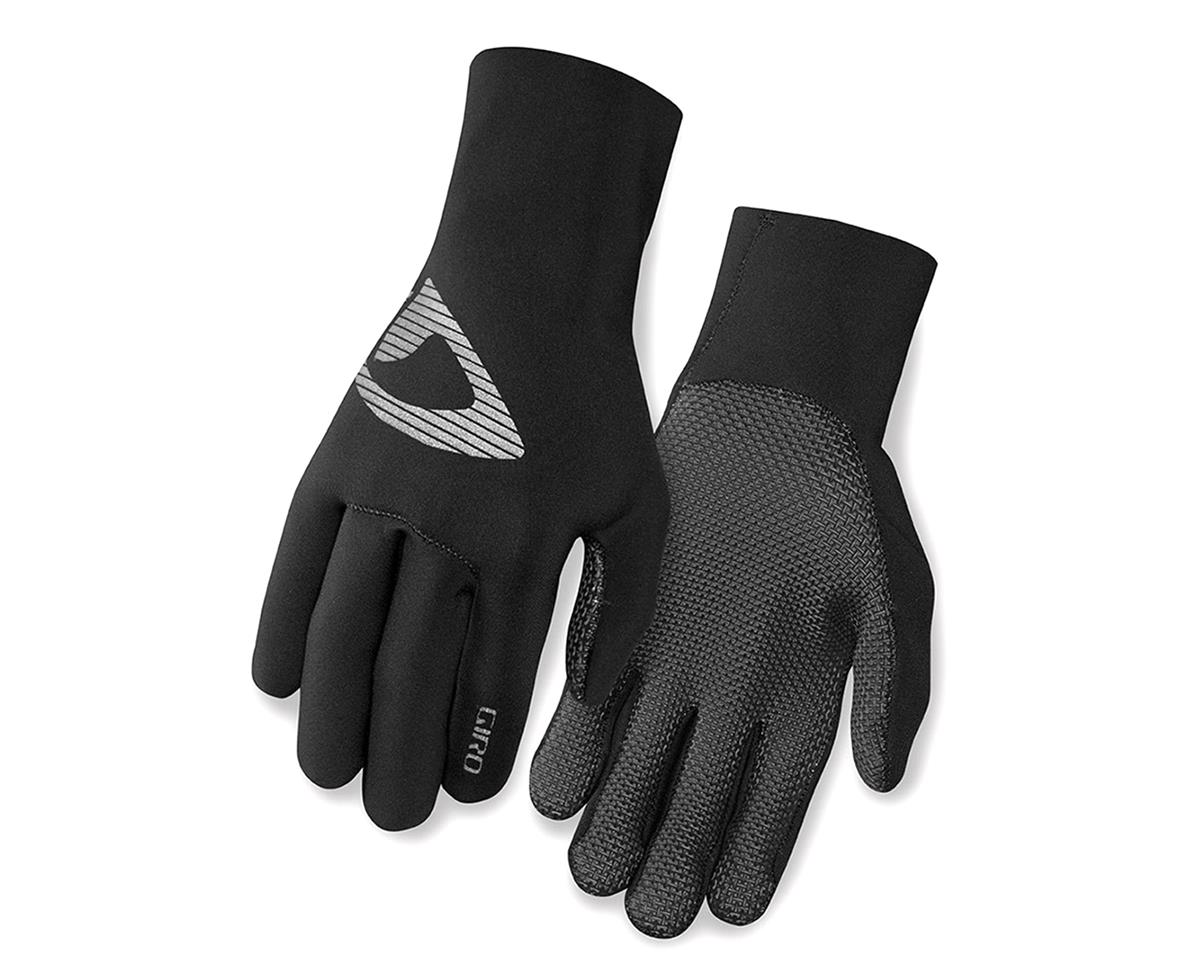 Giro Neo Blaze Cold Weather Bike Gloves (Black) (2XL)