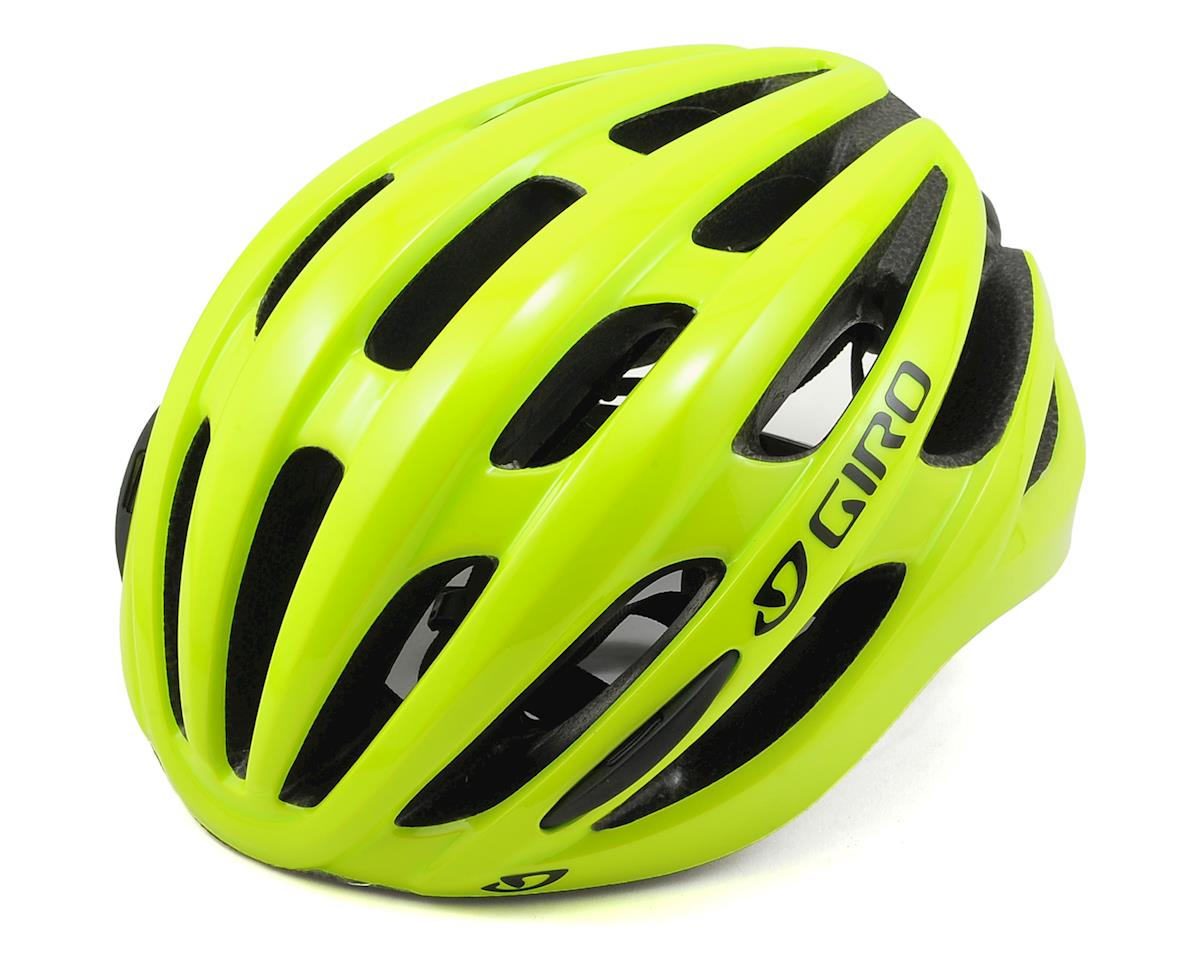 Giro Foray Road Helmet (Highlight Yellow) (S)