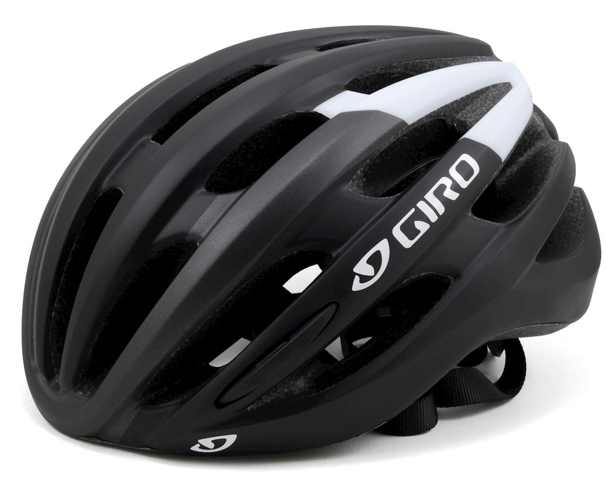 Foray Road Helmet (Matte Black/White)