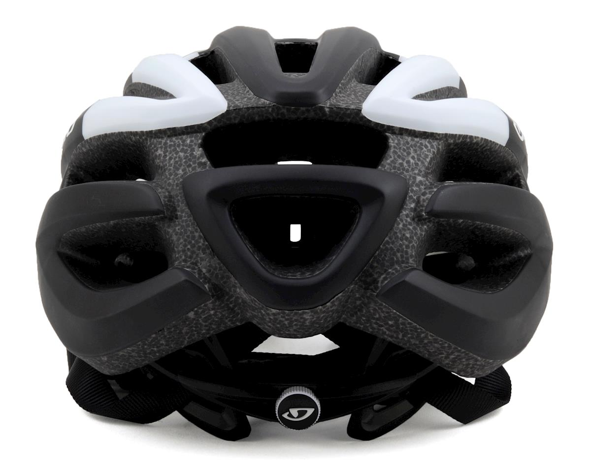 Giro Foray Road Helmet (Matte Black/White) (L)