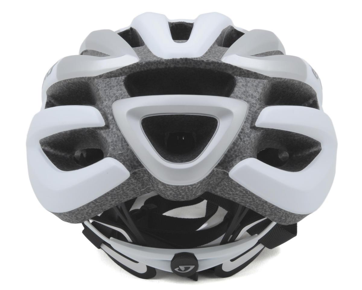 Giro Foray Road Helmet (Matte White/Silver) (S)