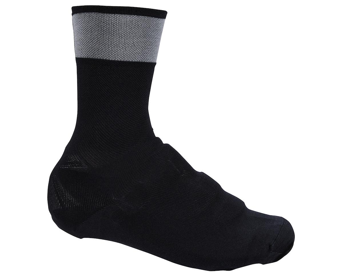 Image 1 for Giro Knit Shoe Covers (Black) (L)