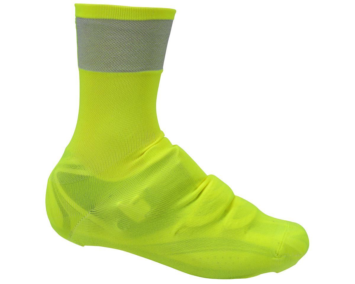 Giro Knit Shoe Covers (Yellow) (L)