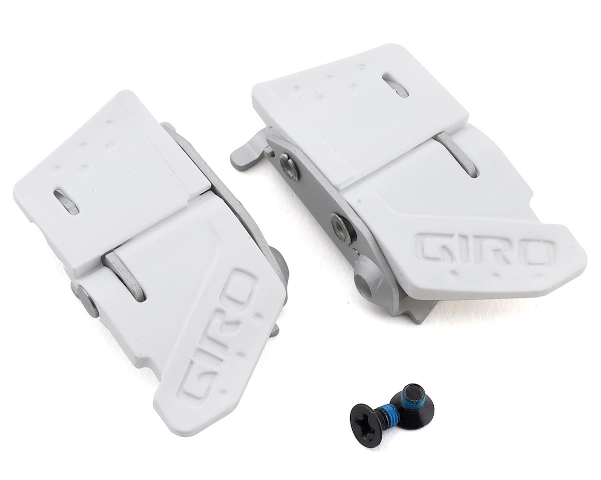 Giro MR-1 Buckle Set (White)