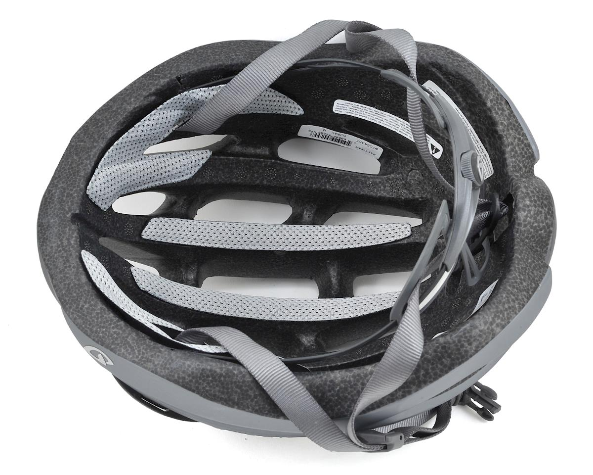 Giro Foray Road Helmet (Matte Titanium/White) (M)