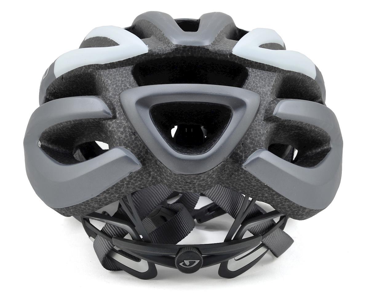 Giro Foray Road Helmet (Matte Titanium/White) (L)