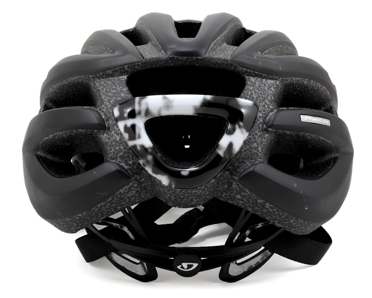 Giro Saga Women's Road Helmet (Matte Black/White)