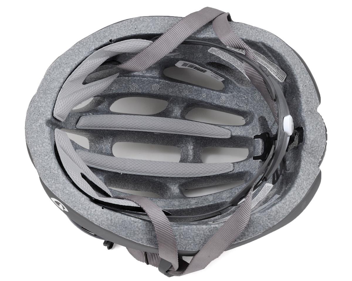 Giro Saga Womens Road Helmet (Matte Titanium Dots)