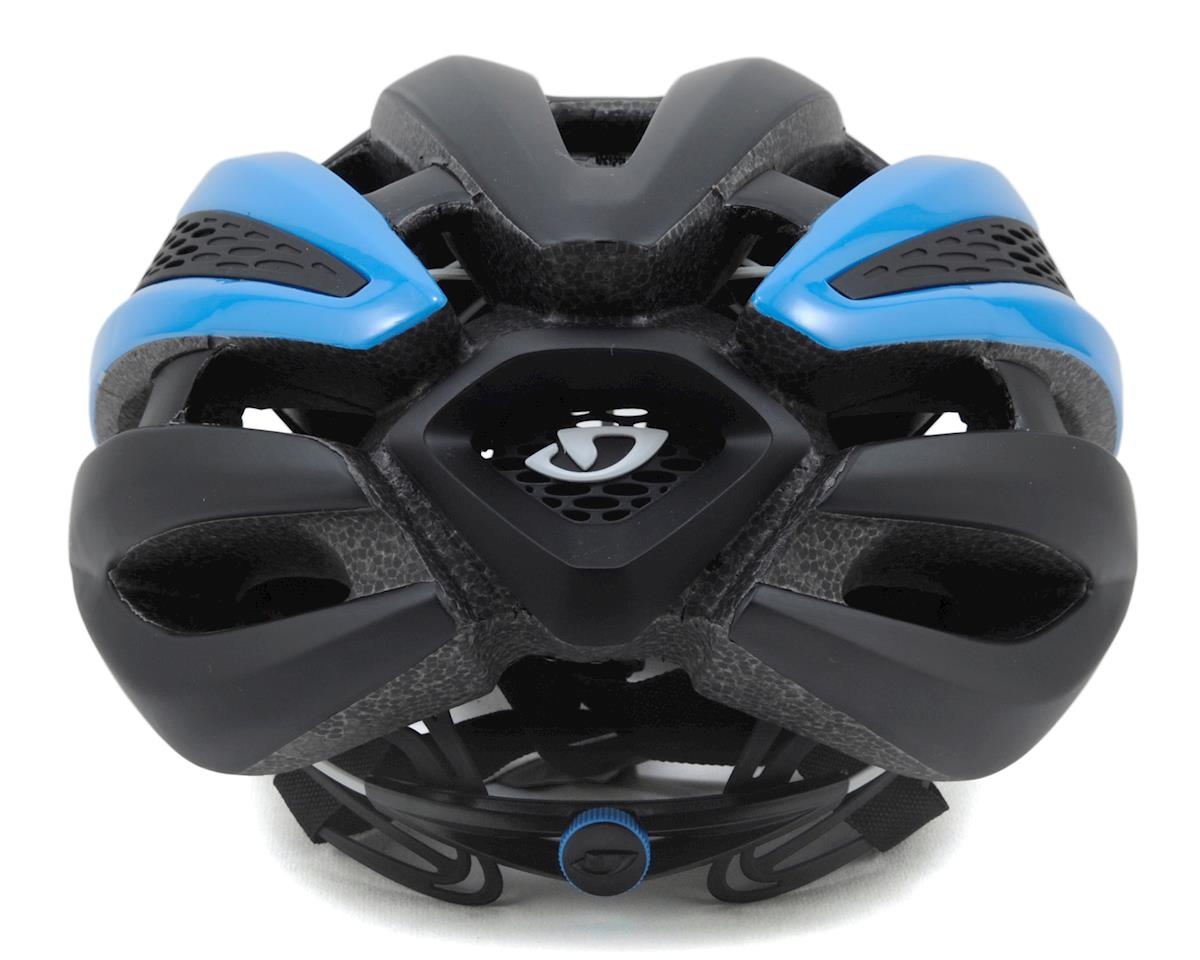 Giro Synthe Road Helmet (Matte Black/Blue)