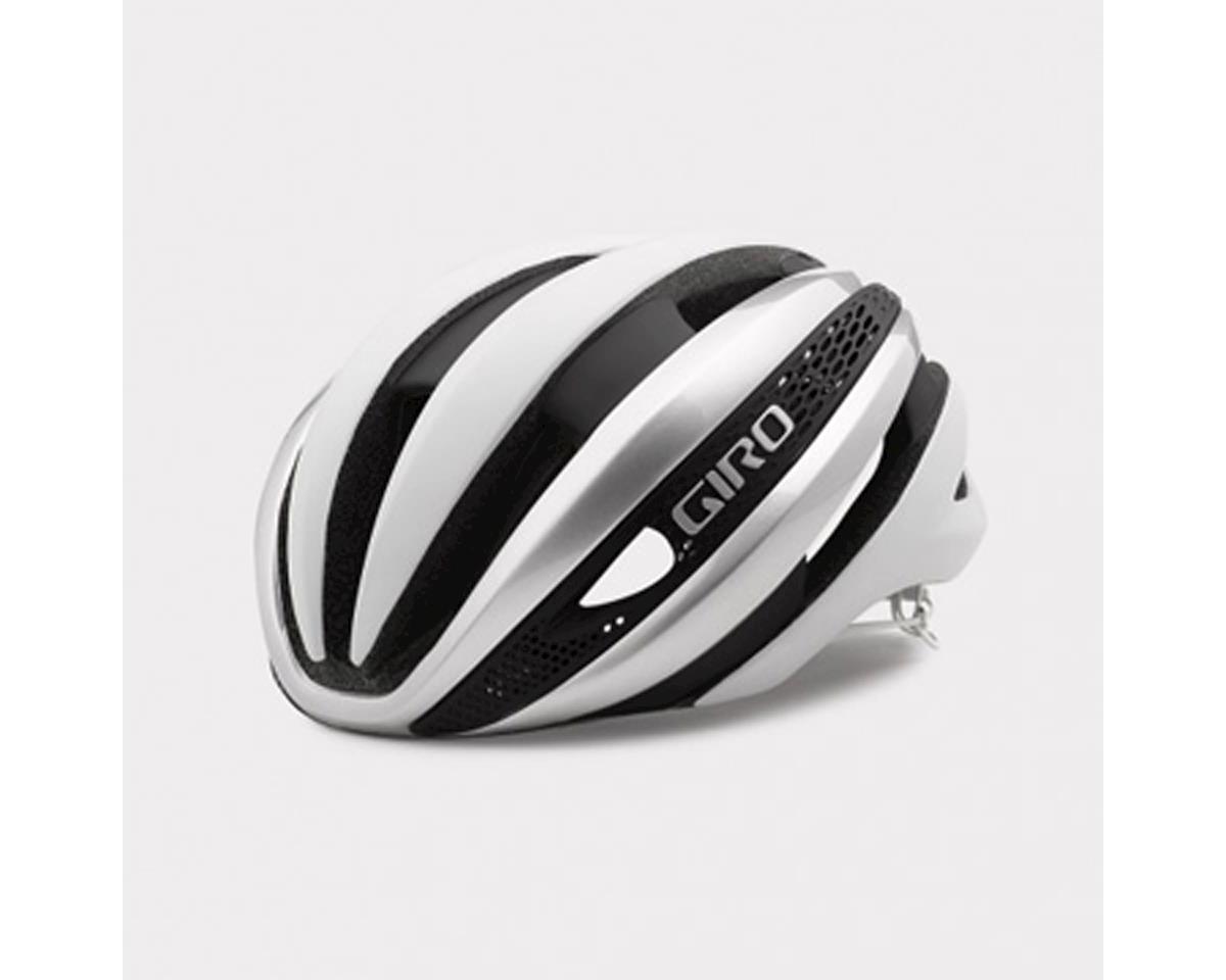 Giro Synthe Road Helmet (Matte White/Turqoise)