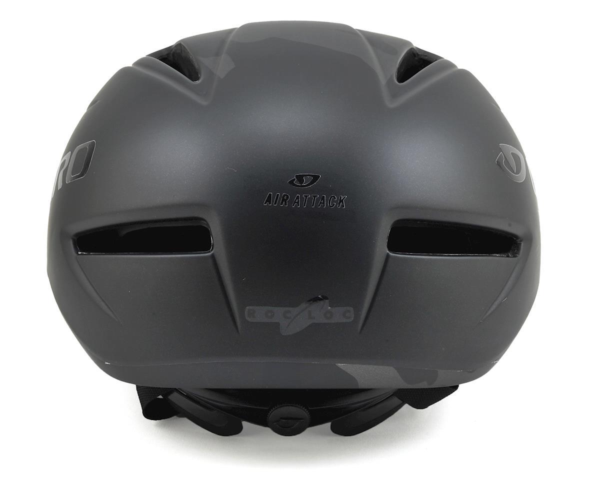 Image 2 for Giro Air Attack Shield Aero Road Helmet (Matte Black Camo)