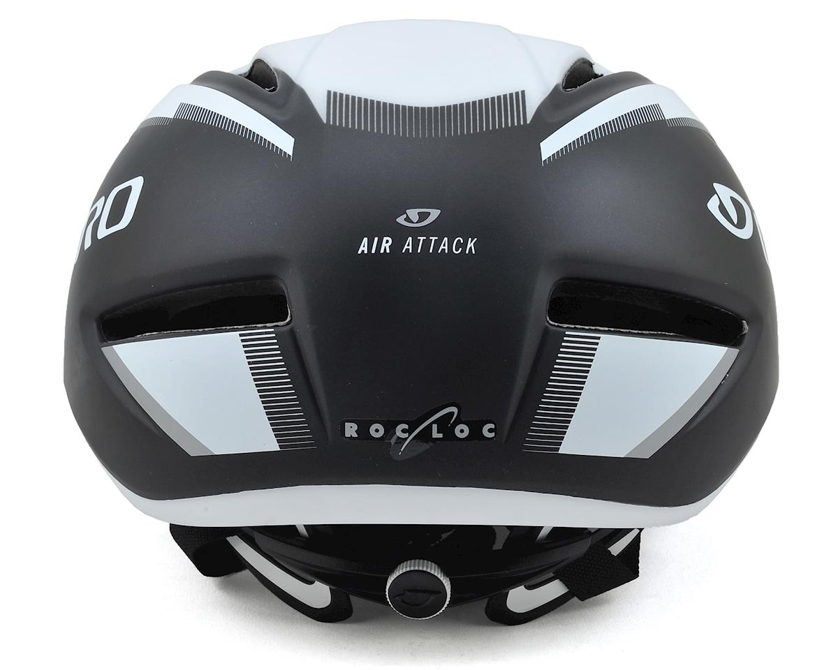 Giro Air Attack (Matte Black/White)