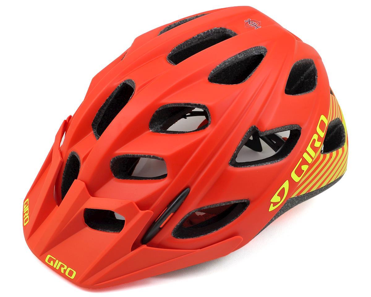 Hex MTB Helmet (Matte Glowing Red)