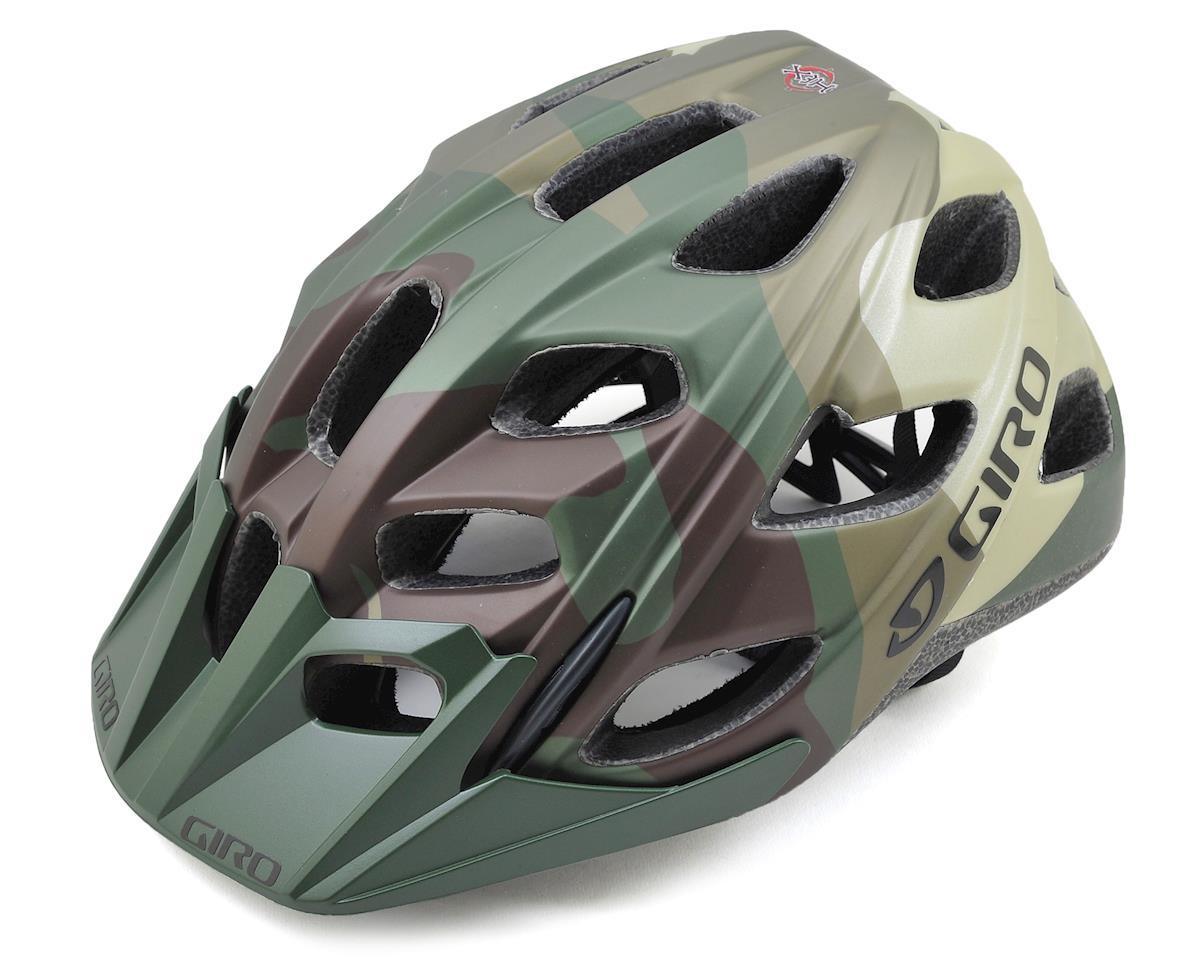 Giro Hex MTB Helmet (Matte Green Camo)