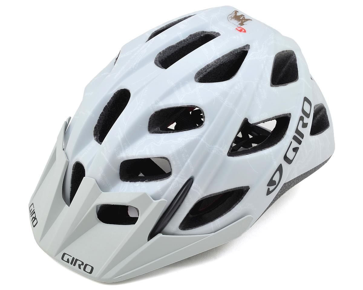 Hex MTB Helmet (White CA Bear)