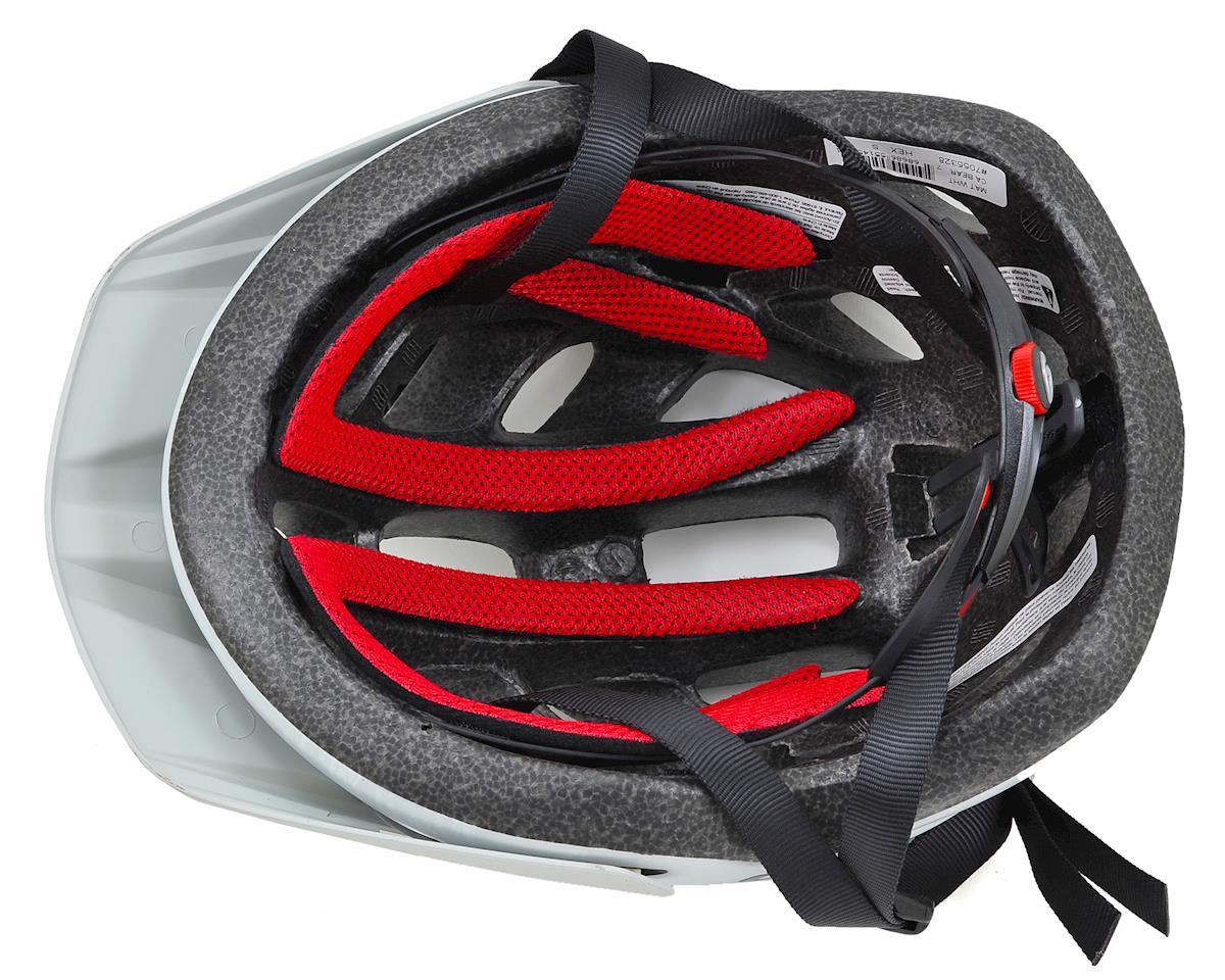 Giro Hex MTB Helmet (White CA Bear) (S)